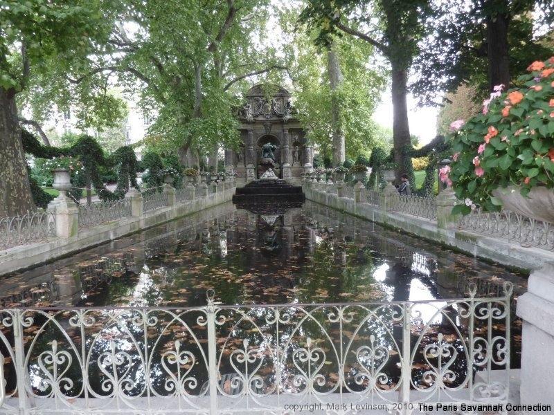 Fontaine Medicis, Jardin de Luxembourg