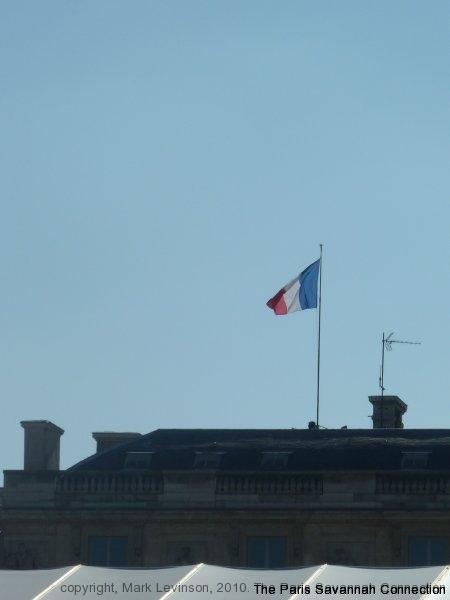 above the Conseil Constitutionel